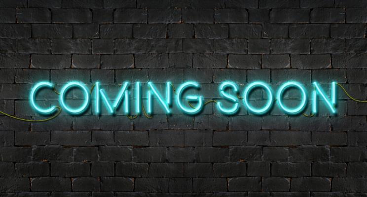 Coming Soon | Chris Hutchings
